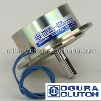 OGURA magnetic powder CLUTCH OPB-N Easy to operate Electromagnetic Mag-Particle Brake Made in Japan
