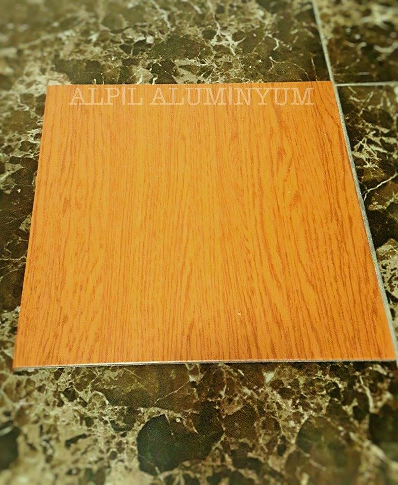 Wooden Texture Aluminium Composite Board Sheet Panel Acp