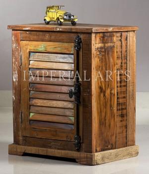 Indische Recycle Holz Nachttischfür Schlafzimmer Möbel Buy