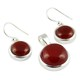New Awesome Orange Carnelian 925 Sterling Silver Gemstone Set, Silver Jewelry Supplier, Wholesale Gemstone Sets