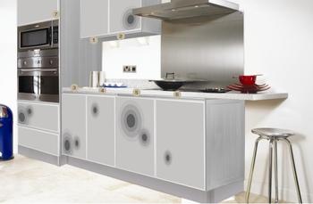 Aluminium kitchen cabinet buy aluminium kitchen cabinet for Model kitchen set aluminium