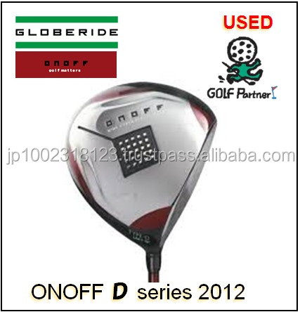 Cost-effective and Hot-selling volkswagen golf 2002 and Used Driver DAIWA(GLOBERIDE) ONOFF(2012) Type-D with good condition