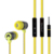 IMPRUE Bass Earbuds Earphone Headset Micphone For iPhone iPod iPad /Samsung 3.5mm Jack