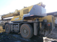 USED MACHINERIES - KATO CR250 MOBILE CRANE (7463)