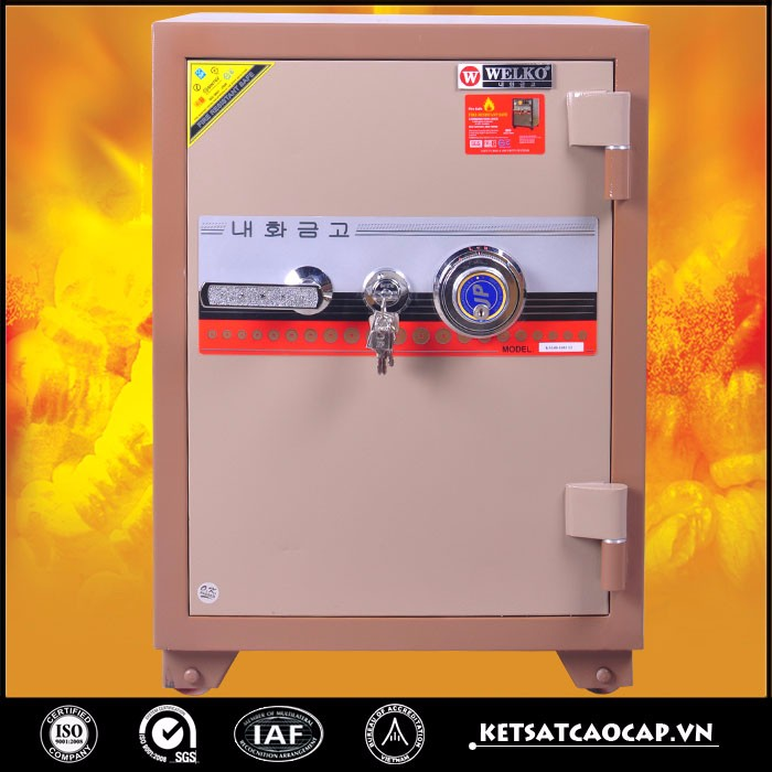Top sale steel used black home safe, hotel safe, solid steel safe - KS 140 DK