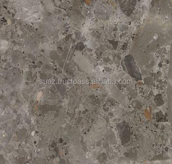 Oceanic Marmor Fliesen Dark Grau Farbe Marmor Fliesen Silber Farbe