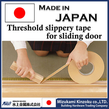 Threshold Lubricant Tape For Light Weight Sliding Door For Japanese Room -  Buy Lubricant Tape Product on Alibaba com