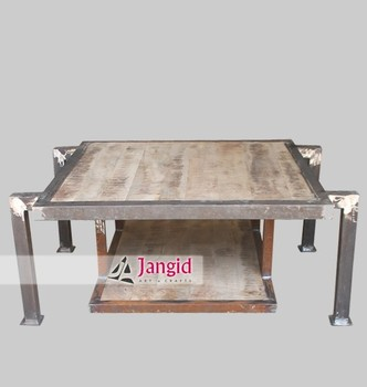 Rough Mango Wood Furniture Supplier India
