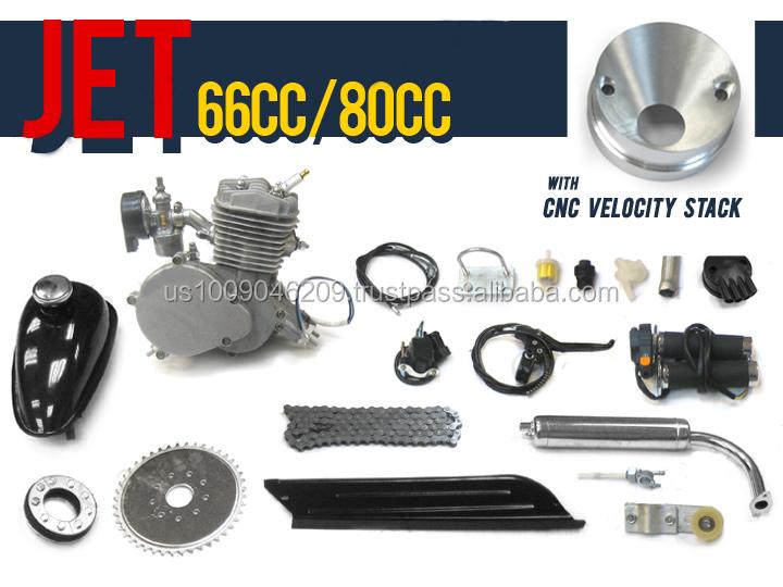 Jet 66cc/80cc Bicycle Engine Kit