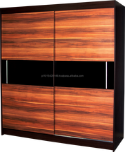 WARDROBE With SLIDING DOORS, HANGER MADE IN POLAND