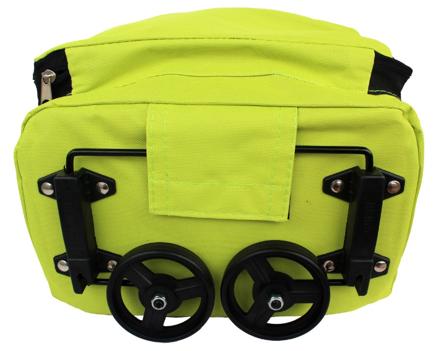 Wheel Shopping Trolley bag, portable wheel bag