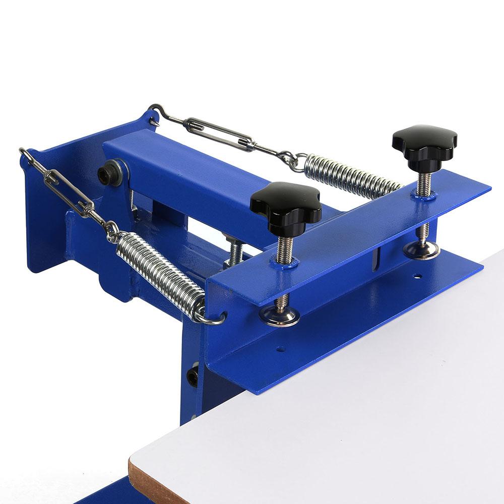 Vevor Digital 1 Color 1 Station T Shirt Screen Printing Machine