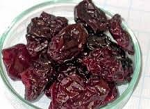 Organic Conventional Dried Cherry