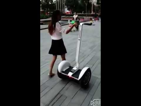 Windgoo electric self balancing scooter / 2 wheel stand up scooter