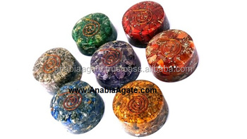Orgonite Tower Buster : Chakra Orgonite Healing products : orgone tower buster