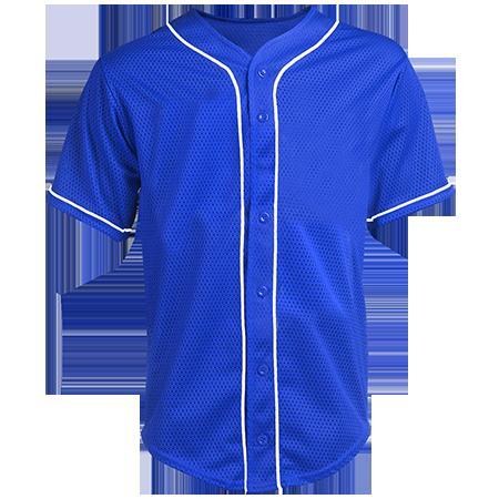 jersey baseball polos