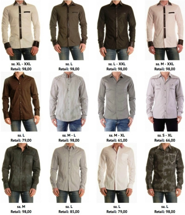 Types Of Shirts Related Keywords Types Of Shirts Long