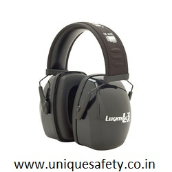 Bilsom ear muff foldable and attachable to helmet