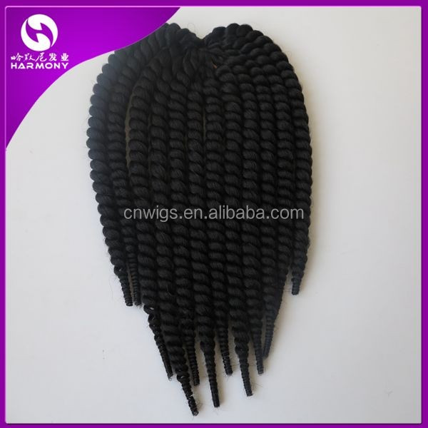 Havana Mambo Twist Crochet Braids Synthetic Afro Twist Braid For ...