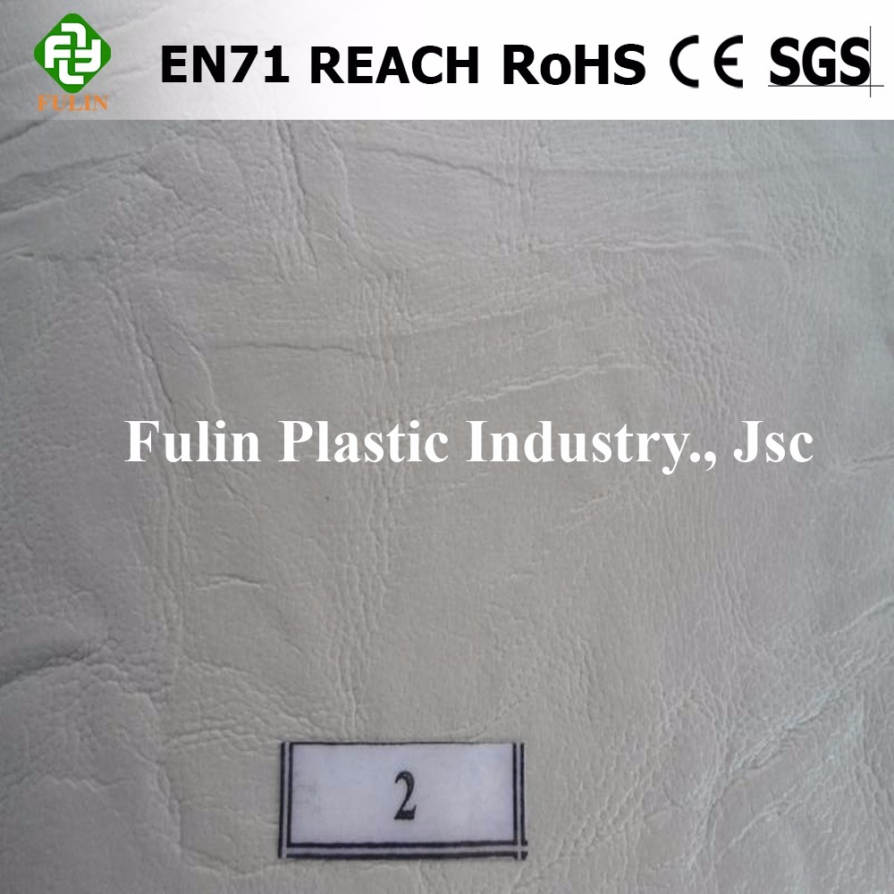 high quality stock lots pvc leather for car