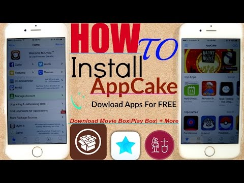 iOS 9.3.3/9.3.2/9.0.2: How To Install APPCAKE) Updated v5.5.1.0 - Pangu 9.3.3 Jailbreak + Free Apps