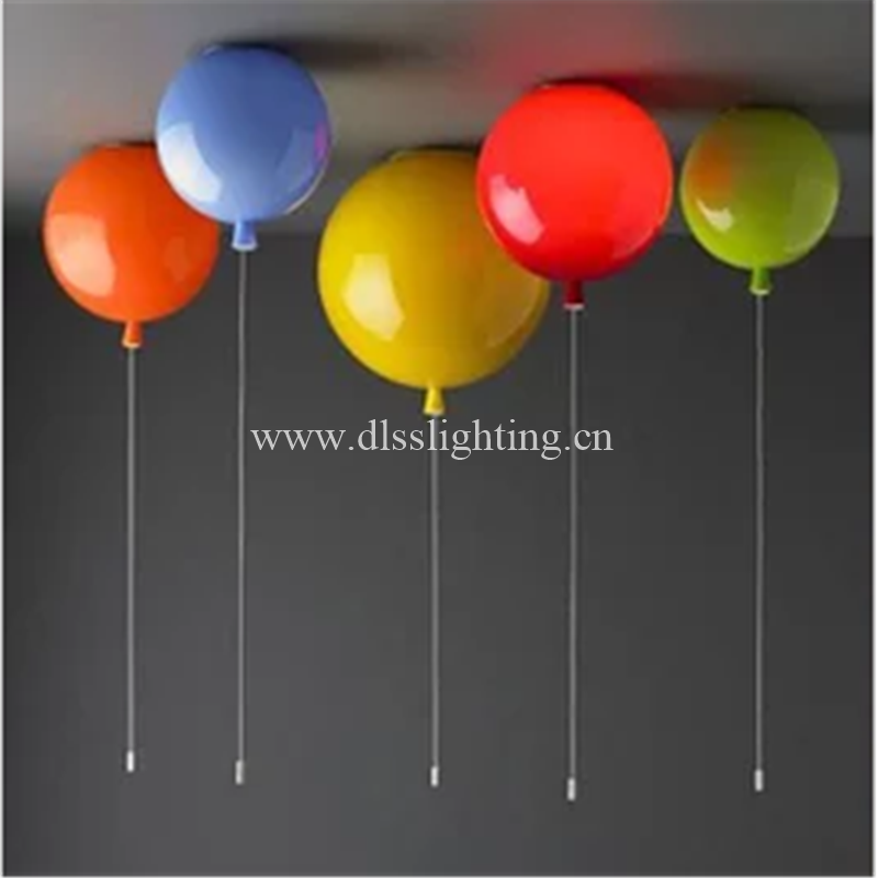 Popular New Italy Design Modern Creative Colourful Led Balloon ...
