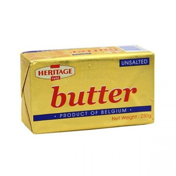 Natural Pure Unsalted Butter 82 Fat Buy Unsalted Butter
