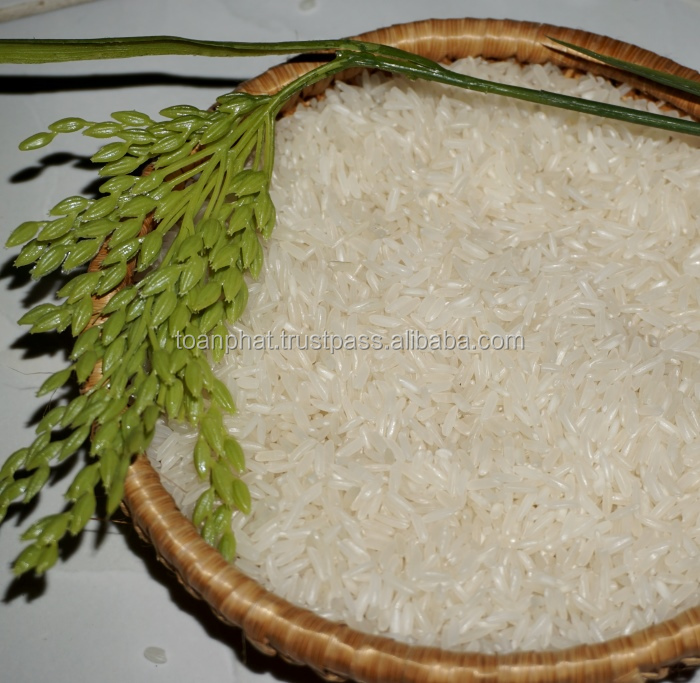 Current Viet Jasmine White Rice Supplier in Vietnamese