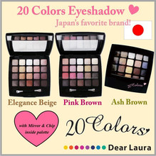 High quality and Best-selling eye make-up 20colors at attractive prices , OEM available