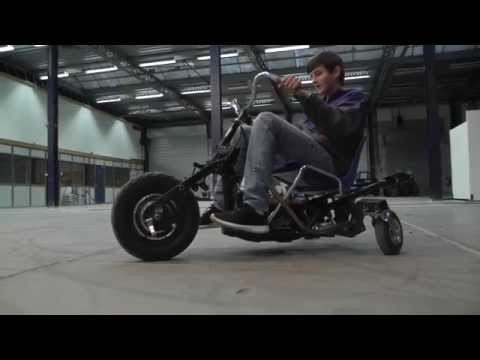 Electric Drift Trike/Scooter