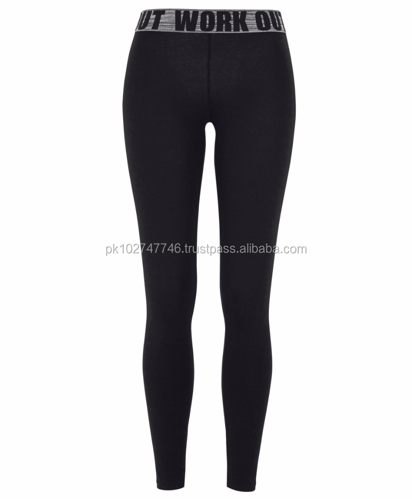 Custom supplex yoga leggings for women/ elastic polyester sports pants/colorful women yoga pants