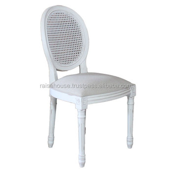 Shabby Furniture Indonesia - York Medalion Chair