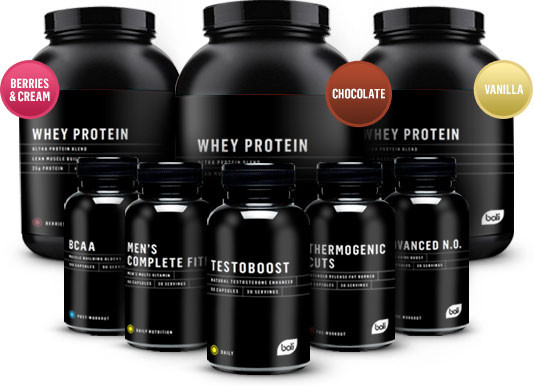 Single Ingredient Sports Nutrition Supplements