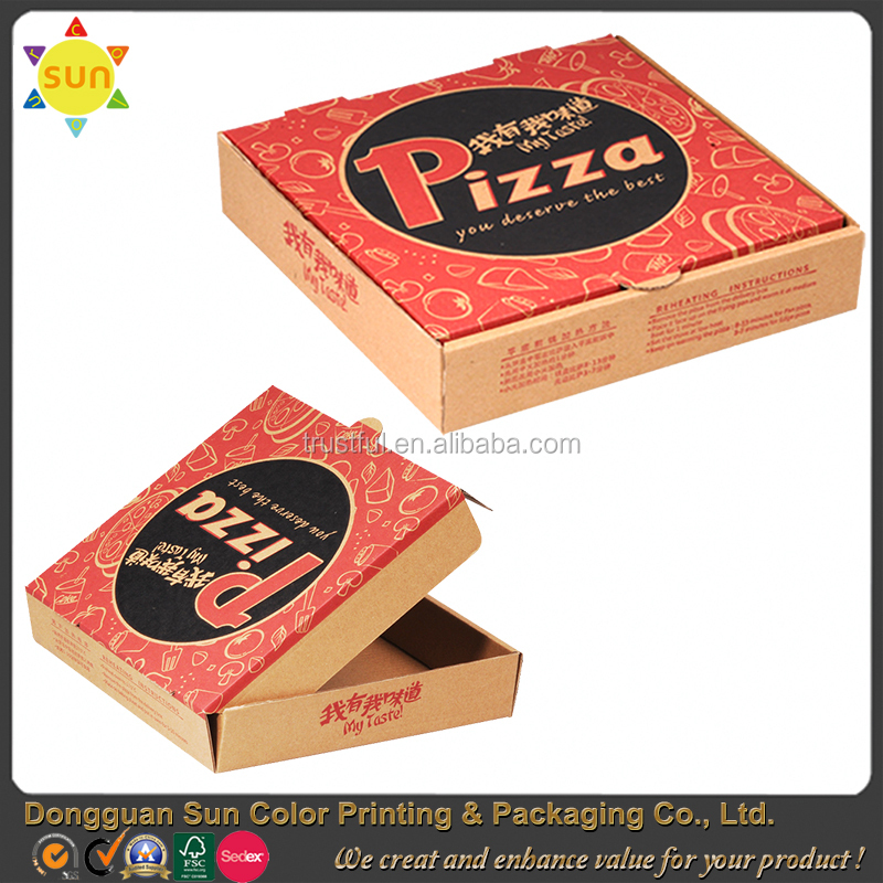 factory customize triangle pizza box rectangular square pizza box round pizza box buy. Black Bedroom Furniture Sets. Home Design Ideas