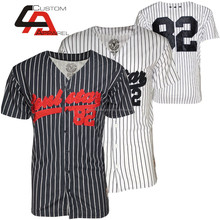 Unisex Cheap Wholesale Plain Custom Sublimation Print Baseball t shirt for all
