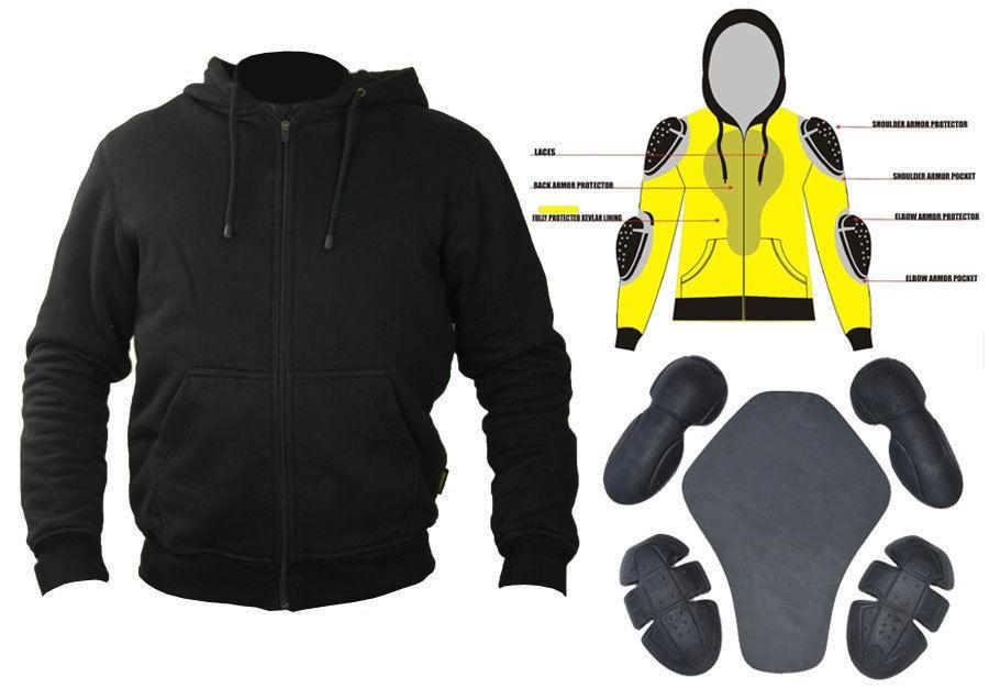 Motorbike hoodies