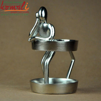 Designs Of Pen Stand : Antique pen stand home decor table top decorative vintage style