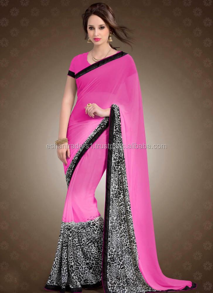 Catálogo de fabricantes de India Sari Vestido de alta calidad y ...