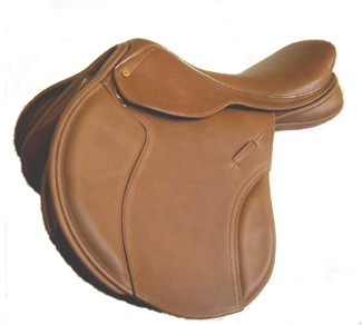 horse racing saddle