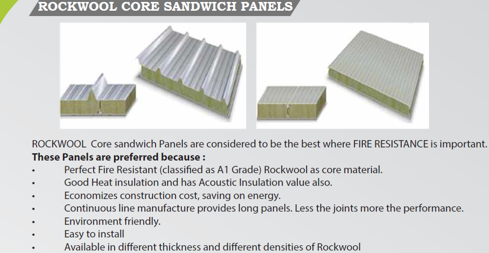 Rockwool fire rating for Rockwool fire rating