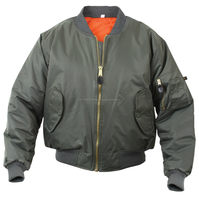 Custom Pilot Jacket/ MA-1 Bomber Jacket/ bomber jacket, Custom bomber Jacket At Mens Clothing Company Creative International