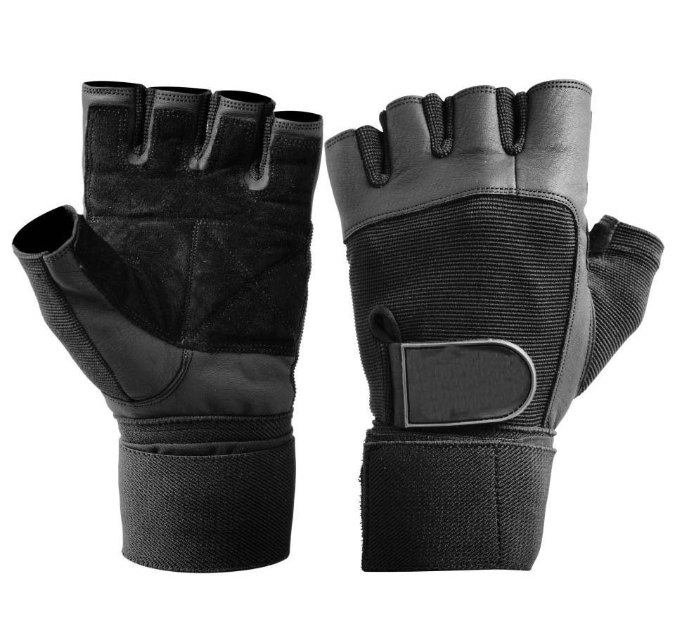 Premium Quality Power Stretch Weight Lifting Gloves/