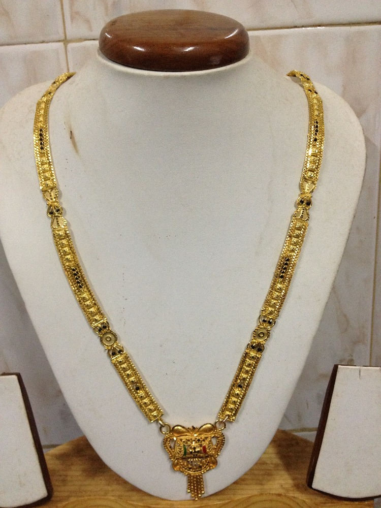 Gold Mangalsutra, Gold Mangalsutra Suppliers and Manufacturers at ...