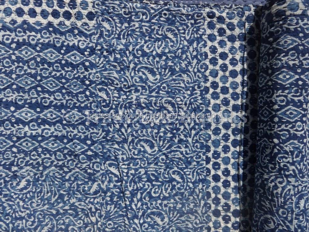 Queen Applique Bedding India,Hand Made Bedspread,Cutwork Bedspread ...