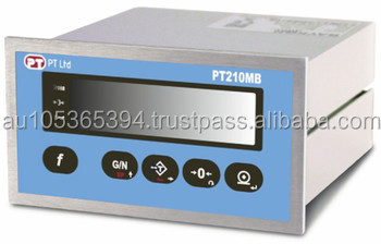 Weighing Digital Indicator Advanced Panel Mount - PT210