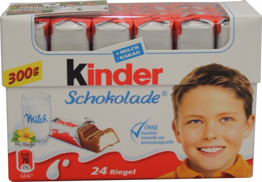 Ferrero Kinder Chocolate 300g