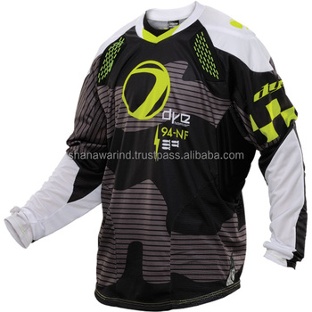 2018 Padded protection Paintball Jersey / Sublimation Paintball