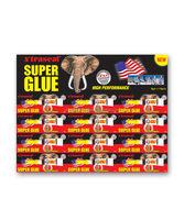 Super Glue 12pcs x 3gm