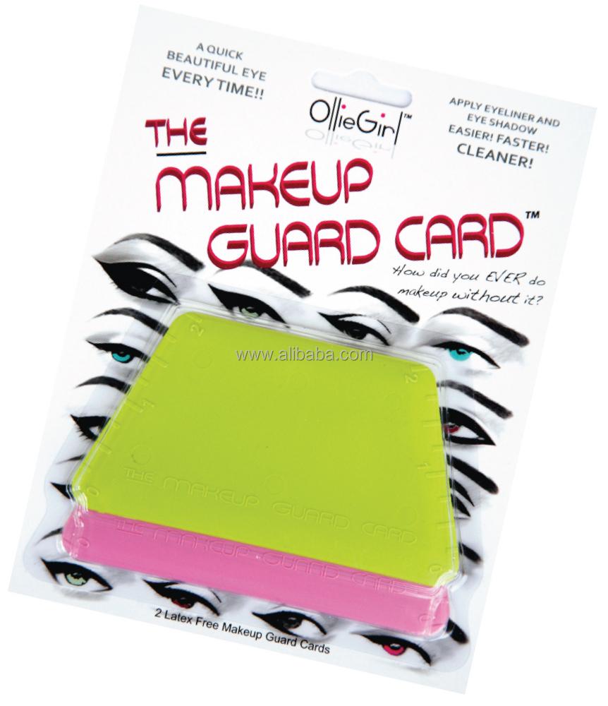 The Makeup Guard Card