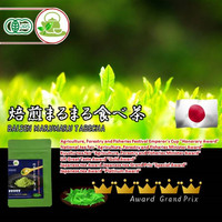 NIHON CEHLA Ripening Roast green tea extract is very favorable